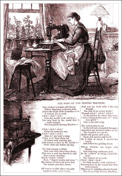 song-of-sewing-machine